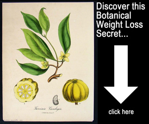 Discover Botanical Secret - Garcinia Cambogia