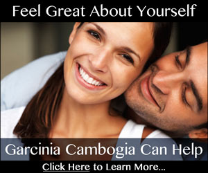 Feel Great About Yourself - Garcinia Cambogia