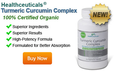 Healthceuticals® Turmeric Curcumin Complex. 100% certified organic. Superior ingredients, superior results. Buy now.