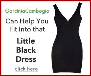 Fit Into That Little Black Dress - Garcinia Cambogia