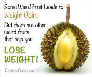 Weird Fruit - Garcinia Cambogia