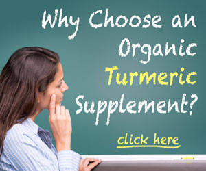 Why Choose an Organic Turmeric Supplement