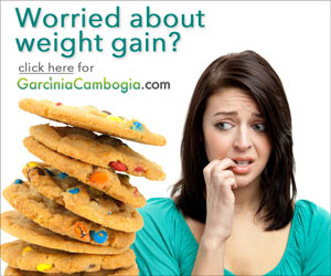 Worried About Weight Gain - Garcinia Cambogia