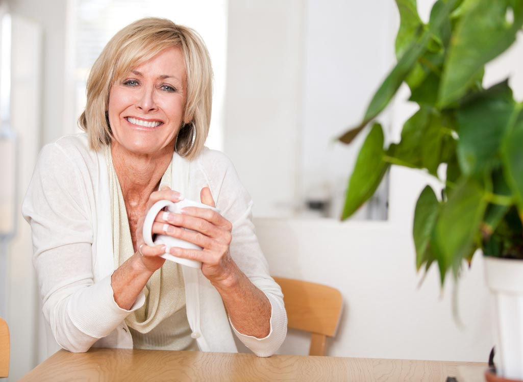 Turmeric compounds may help regulate hormones and relieve symptoms of menopause.