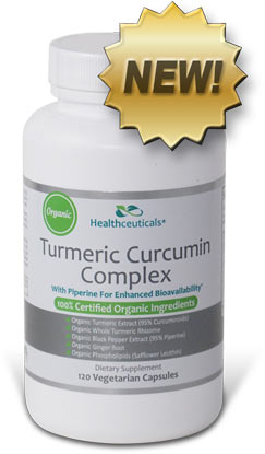 New Vegan, Cruelty Free, Non GMO, Stearate Free, Gluten Free Turmeric Health Supplement Made in the USA in a GMP-certified, FDA-approved facility.