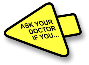 Ask your doctor if you are at risk of kidney stones