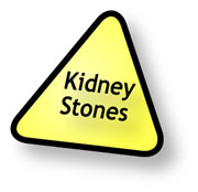 Caution Kidney Stones