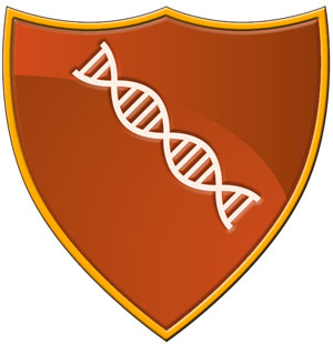DNA shield