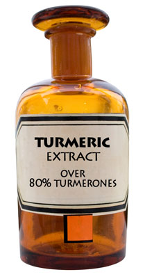 Turmeric Extract with 80% Turmerones